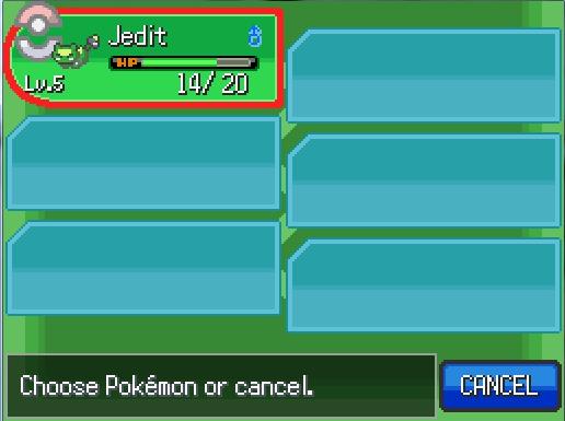 Let's Play Pokemon Uranium! First time through! [Text format] Pku1410