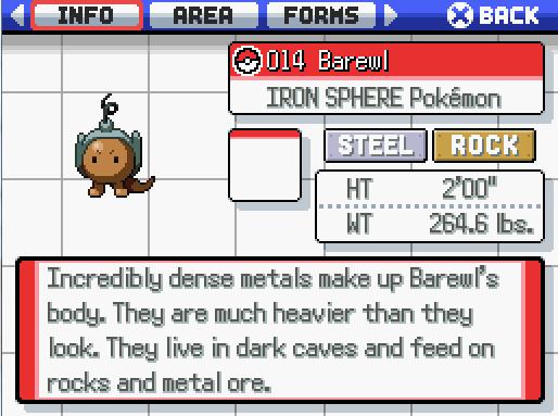 Let's Play Pokemon Uranium! First time through! [Text format] Pku1910