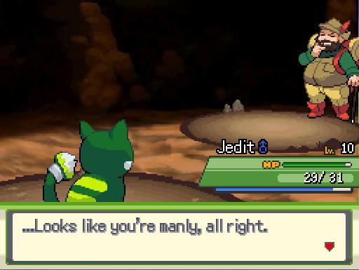 Let's Play Pokemon Uranium! First time through! [Text format] Pku2210