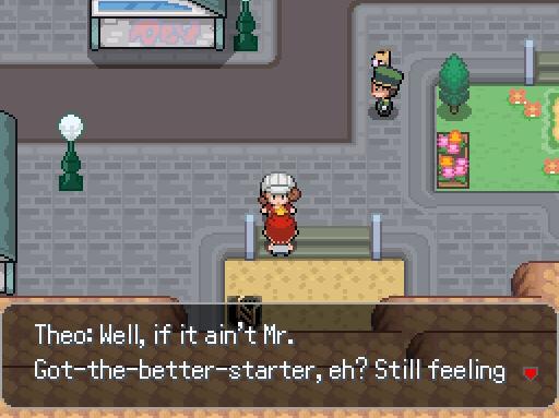 Let's Play Pokemon Uranium! First time through! [Text format] Pku3410
