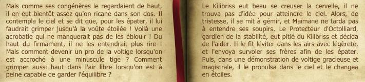 Les signes du doziak VII : le Kilibriss  Doziak18