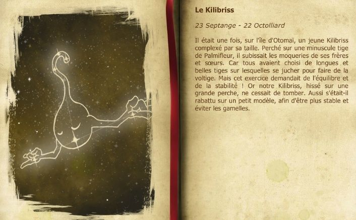Les signes du doziak VII : le Kilibriss  Doziak20
