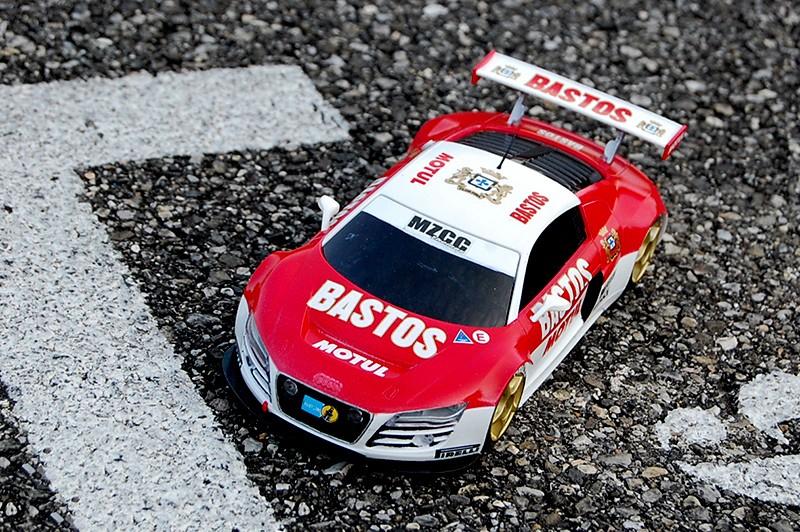 Audi R8 Bastos / Motul A510