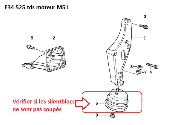 [ BMW e34 525 tds an 1993 ] Claquements direction au ralenti (résolu) 11_e3411