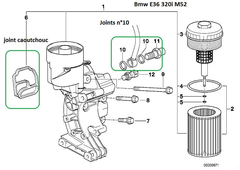 [ BMW E36 320i M52 an 1997 ] fuite d'huile sur corps de filtre (résolu) 11_fil10