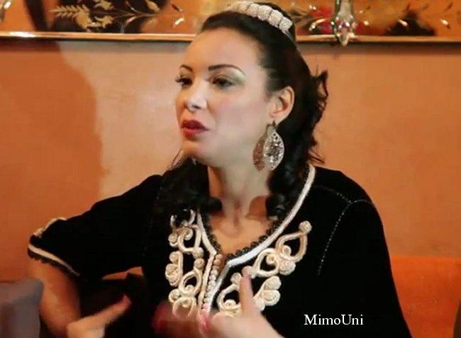 Loubna Abidar , des remords sur le role de prostituée ? Loubna11