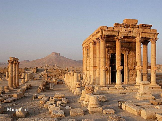 Tadmor (Palmyre) la ville du Roi Soloman souillée Tadmor10