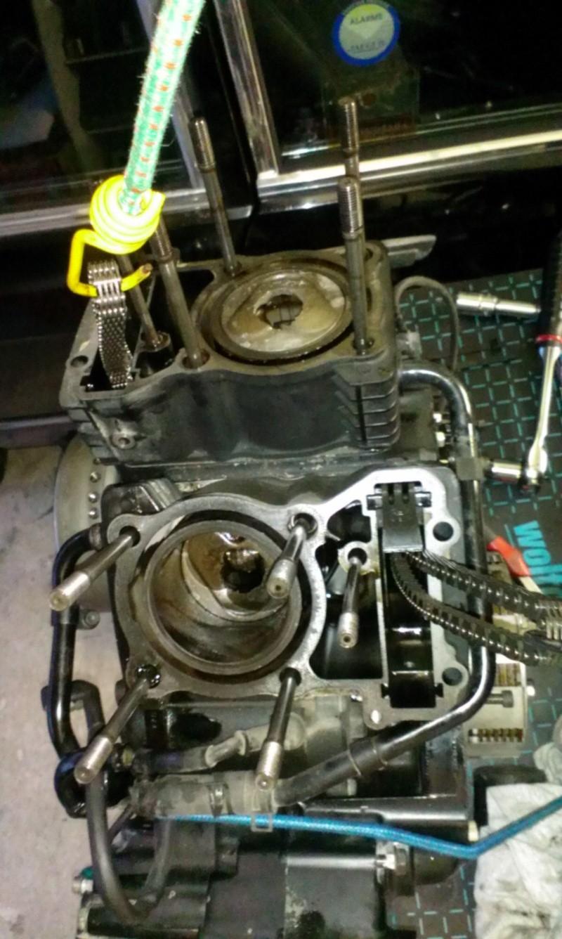 VTE 500 de 1987 - Photos de mon VTE fraîchement réparé... Imag0311