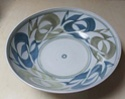 Aldermaston-style bowl by John Griffith-Jones Saint Chamassy Pottery France Alderm14