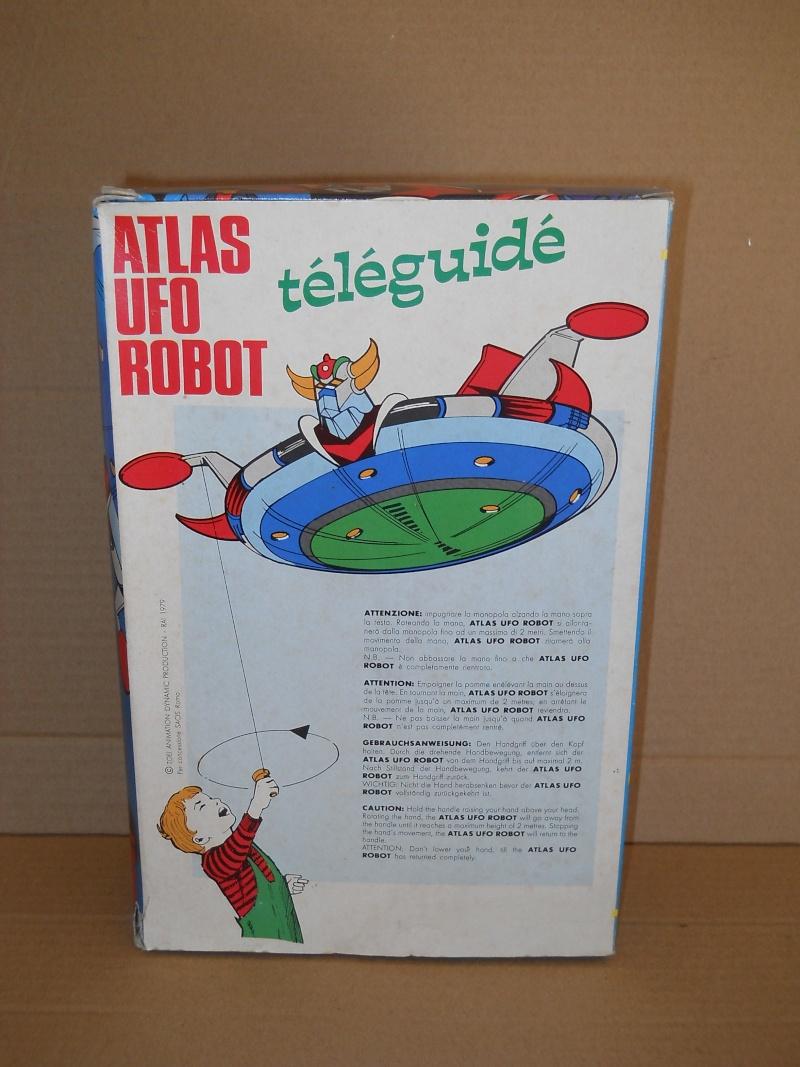 Goldrake - Atlas Ufo Robot - Teleguidè Cosmec 610