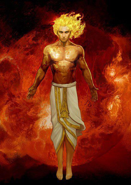 Dieux et déesse de Tamriel 37918310