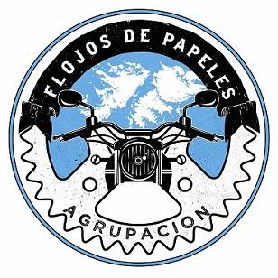 Moto agrupación Flojos de Papeles A/C