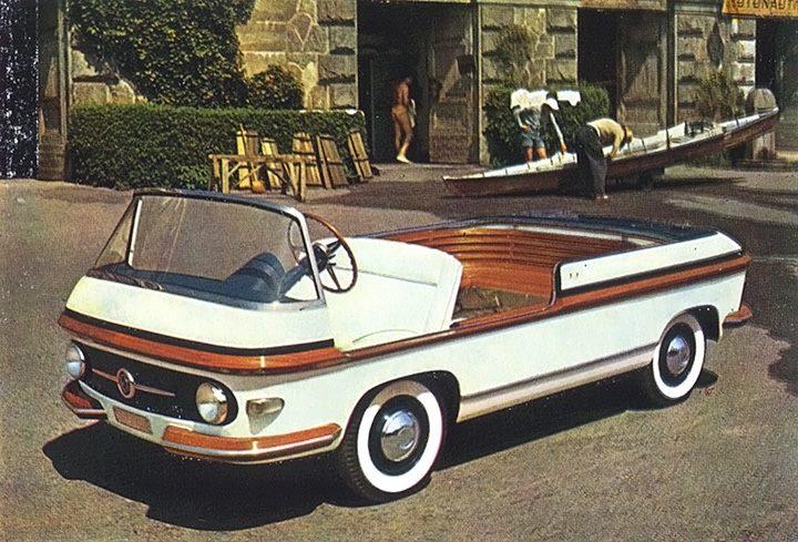 1956 Fiat Multipla 'Marinella' 11150410