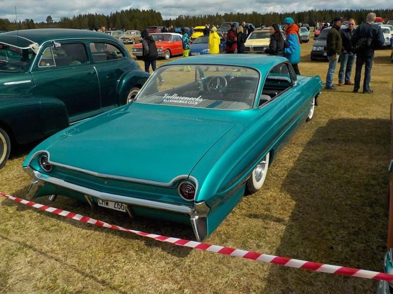 Oldsmobile 1961 - 1964 custom & mild custom 11252110