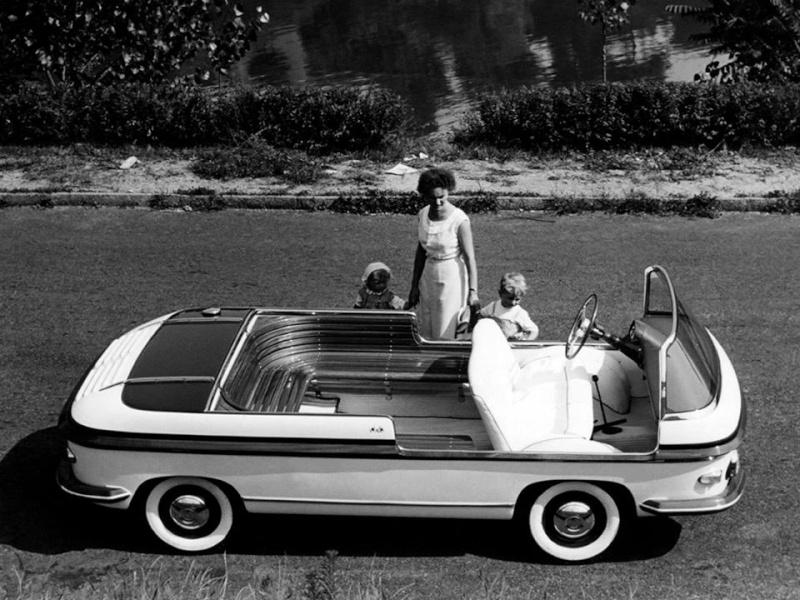 1956 Fiat Multipla 'Marinella' 11391410