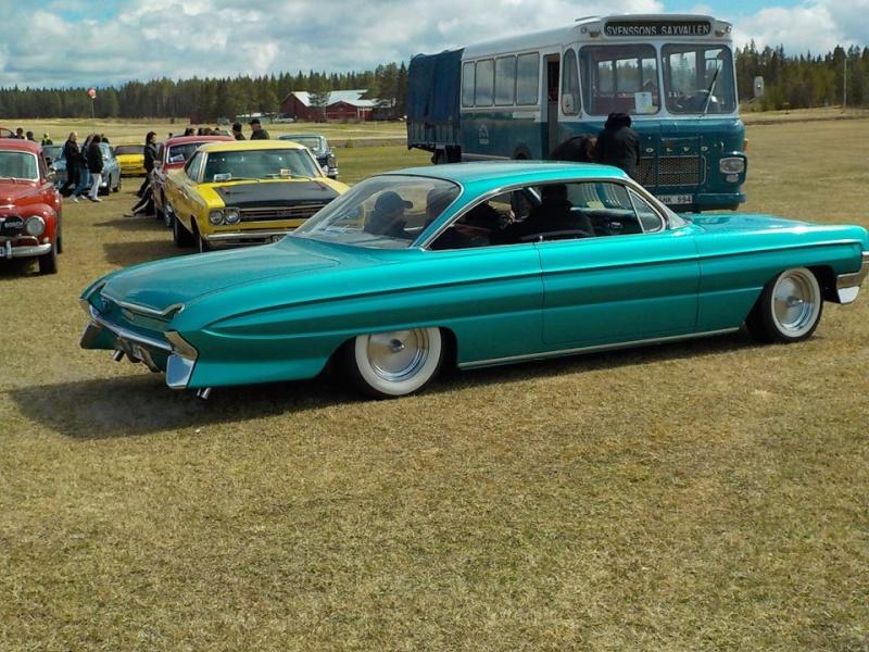 Oldsmobile 1961 - 1964 custom & mild custom 11393010