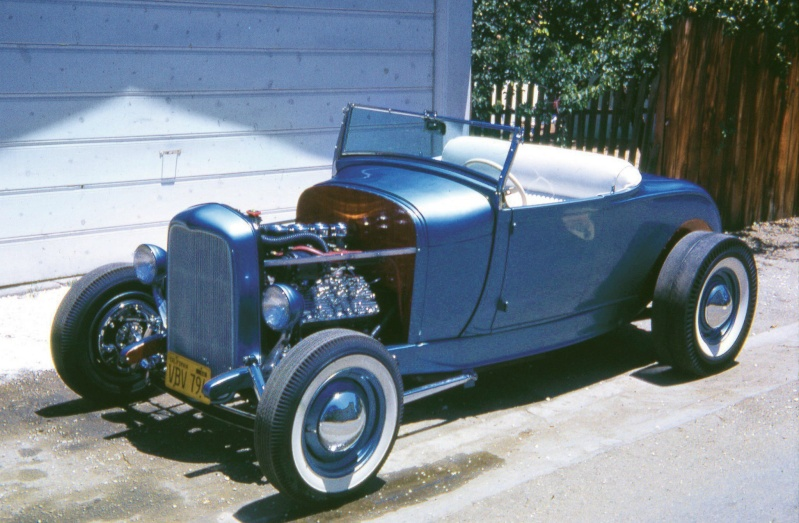 1928 - 29 Ford  hot rod - Page 8 1929-f13