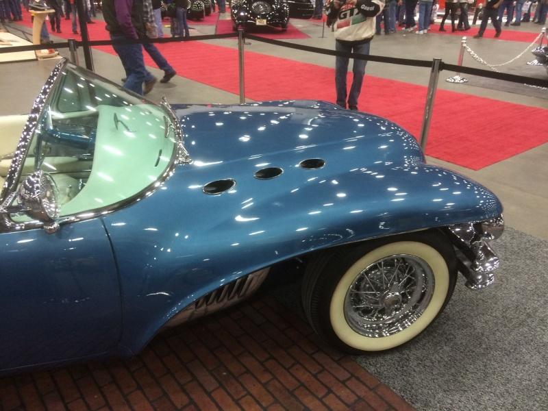 1954 Buick Wildcat II Motorama Dream Car  1954-b11