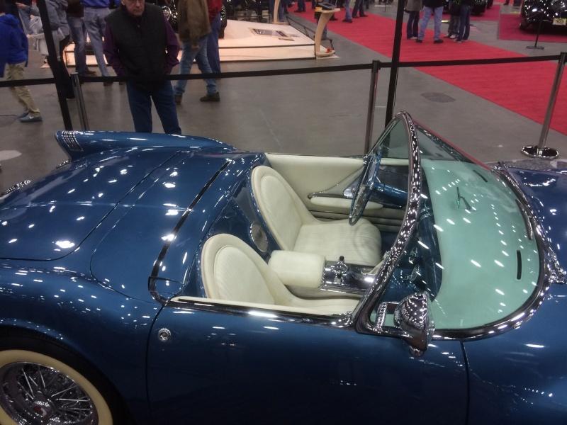1954 Buick Wildcat II Motorama Dream Car  1954-b13