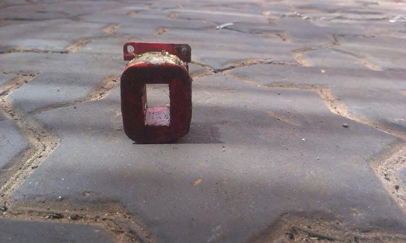 une pièce de l'allumage électronique 10592510