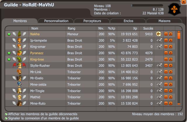 Candidature de la guilde HoRdE-MaVhU. Screen14