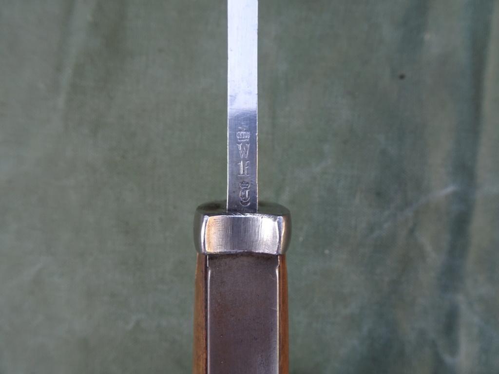Baïonnette de Mauser WW1 Dsc00119