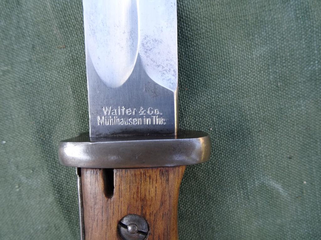 Baïonnette de Mauser WW1 Dsc00120