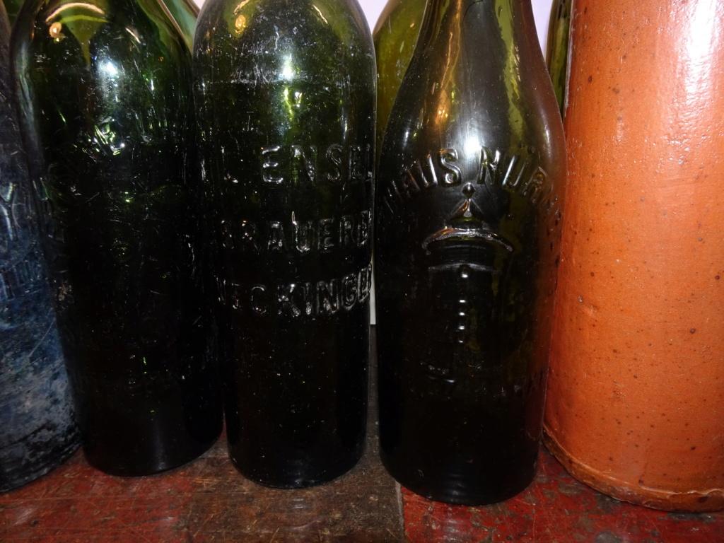 Flacons et bouteilles. Dsc00176