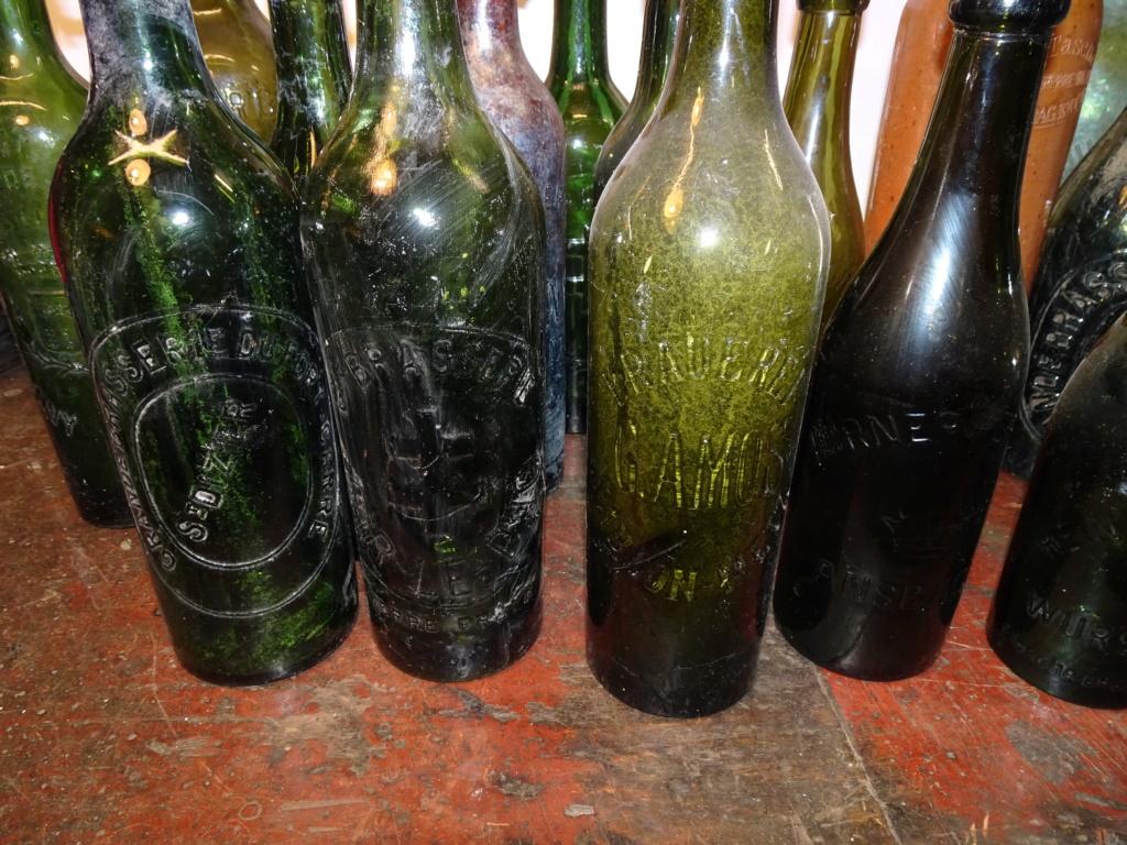 Flacons et bouteilles. Dsc00214