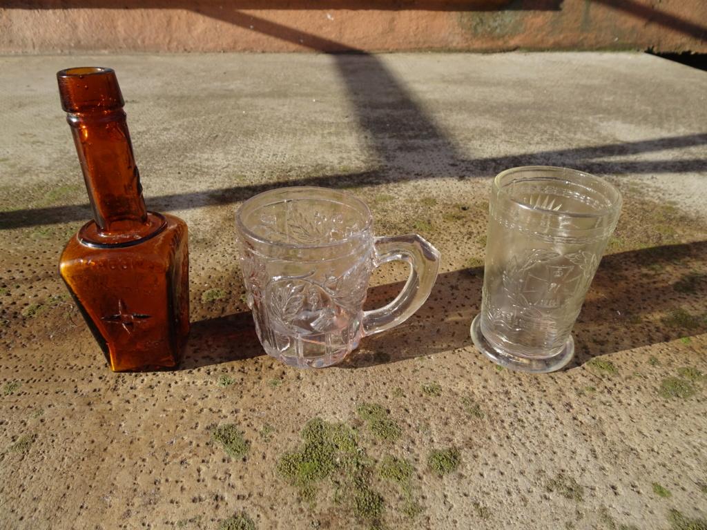 Flacons et bouteilles. Dsc00220