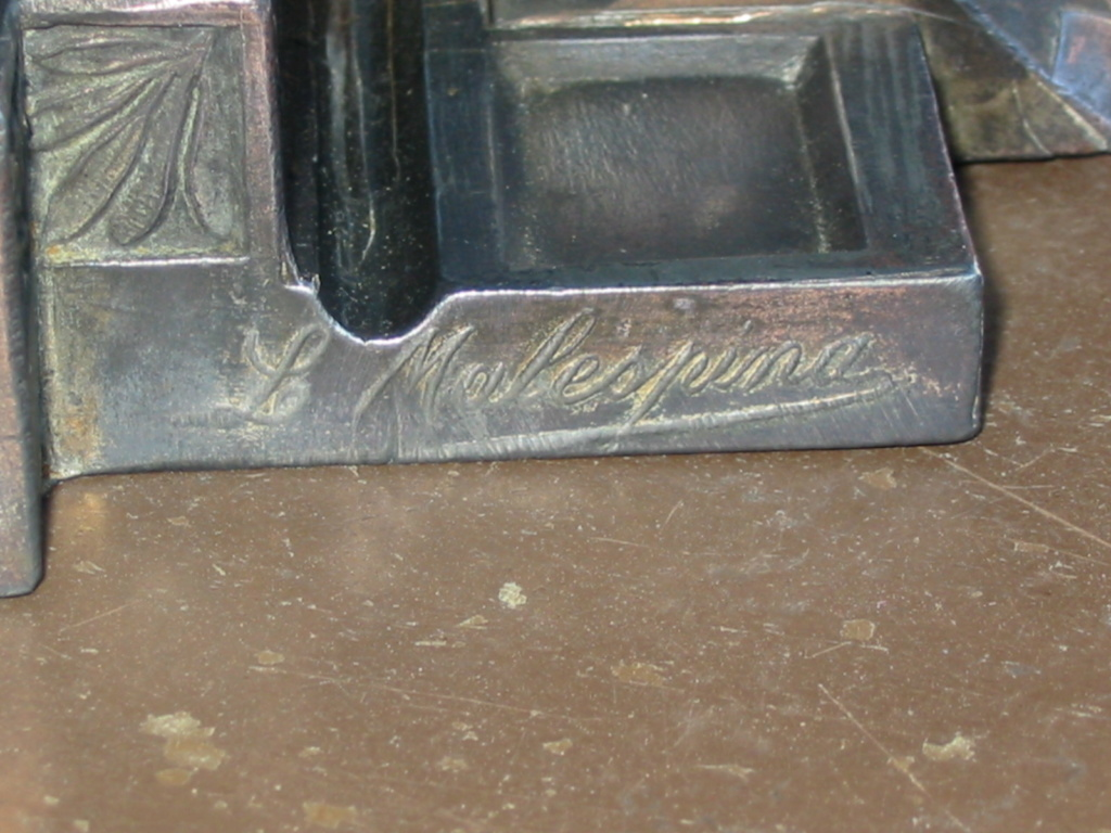 "encrier ""Souvenir de Reims"" Img_0013"
