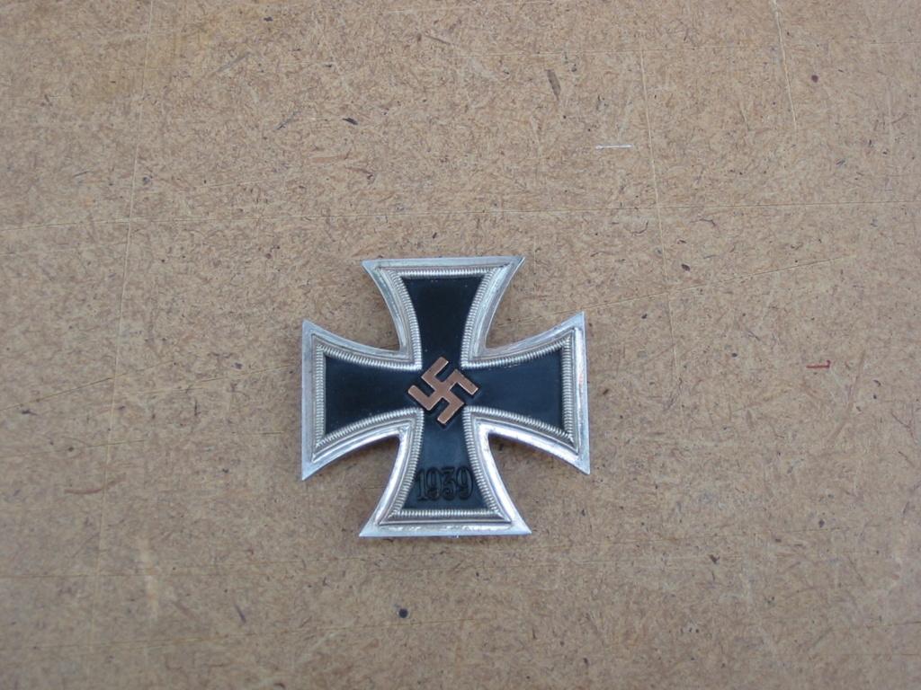 Croix de fer de 1ère Classe 2ème GM Img_1410