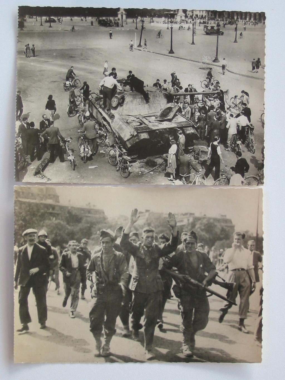 Photos-carte-postale libération de Paris Img_8337