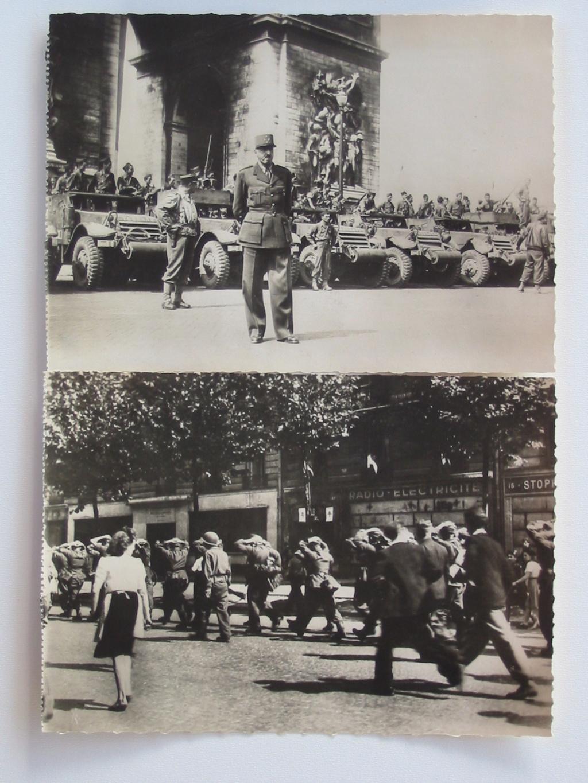 Photos-carte-postale libération de Paris Img_8338