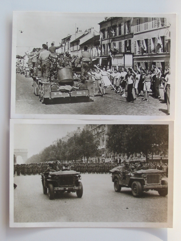 Photos-carte-postale libération de Paris Img_8341