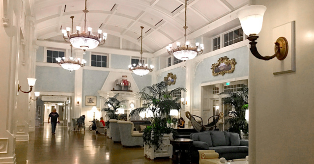 [TR] Un mini séjour découverte de WDW et Universal Studios Orlando - Universal Hard Rock Hotel / Disney's Contemporary Resort / Disney's Boardwalk Inn - Page 3 Resort10