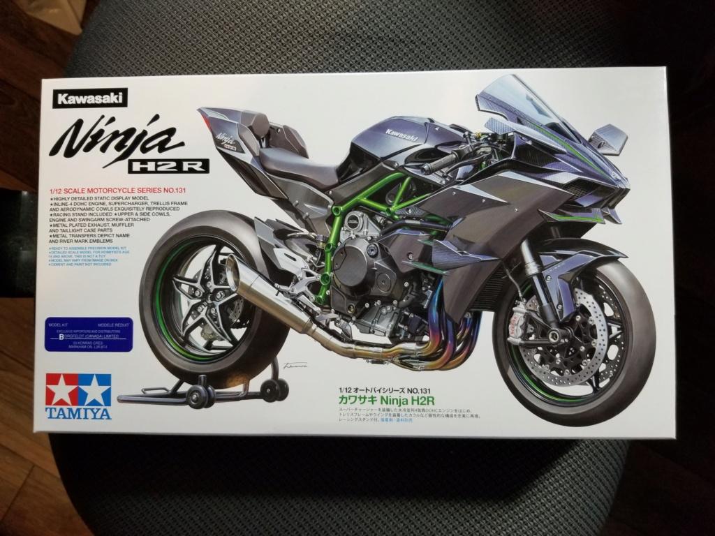 Tamiya Kawasaki Ninja H2R 20200111