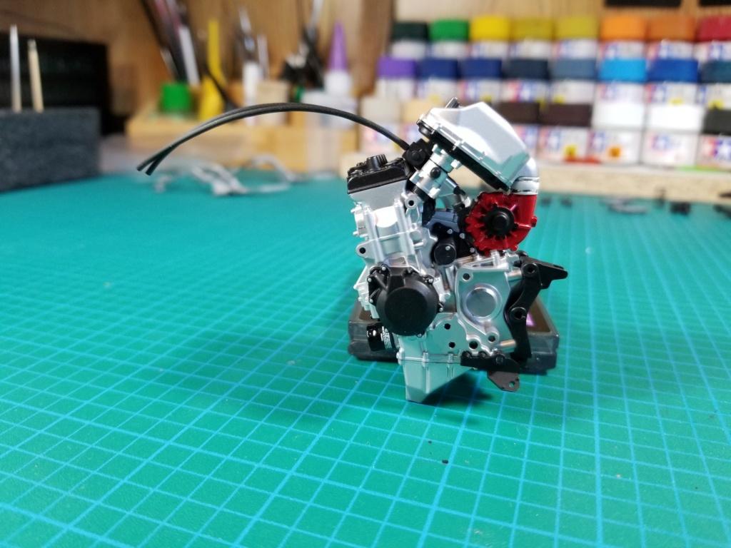 Tamiya Kawasaki Ninja H2R 20200911