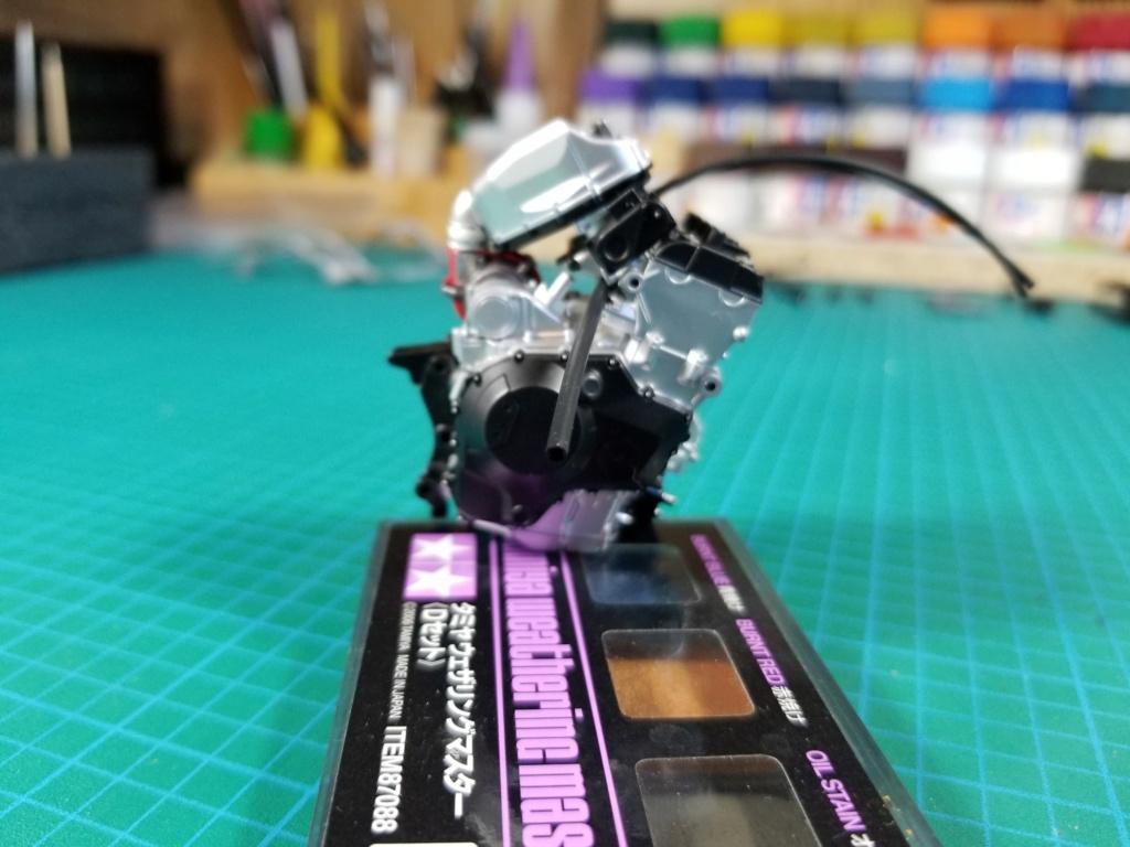 Tamiya Kawasaki Ninja H2R 20200913