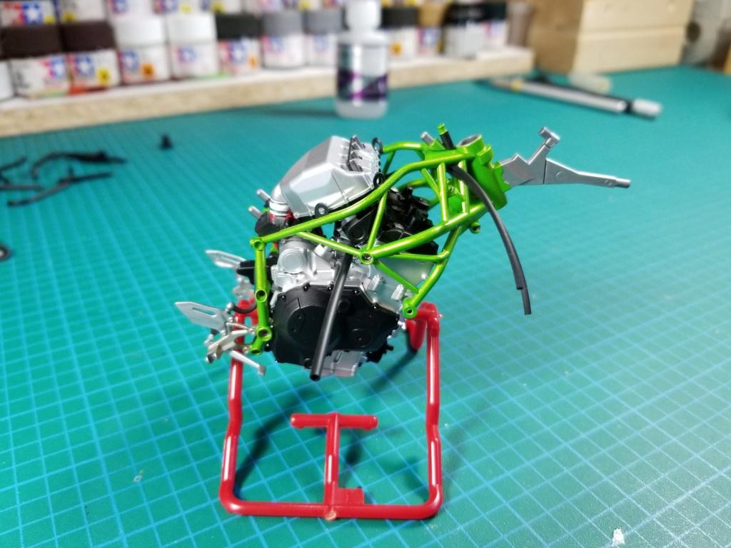 Tamiya Kawasaki Ninja H2R 20200916
