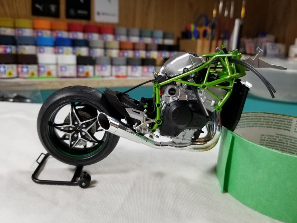 Tamiya Kawasaki Ninja H2R 20200918