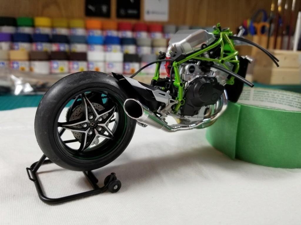 Tamiya Kawasaki Ninja H2R 20200919