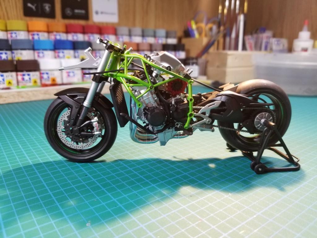 Tamiya Kawasaki Ninja H2R 20200921