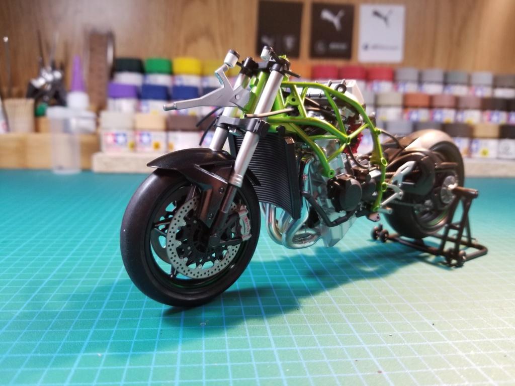 Tamiya Kawasaki Ninja H2R 20200922