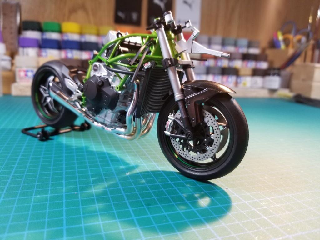 Tamiya Kawasaki Ninja H2R 20200923