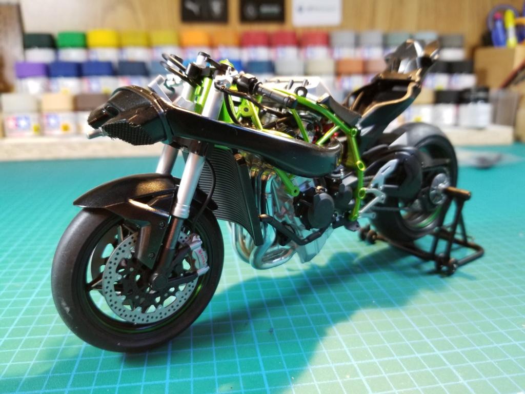 Tamiya Kawasaki Ninja H2R 20200928