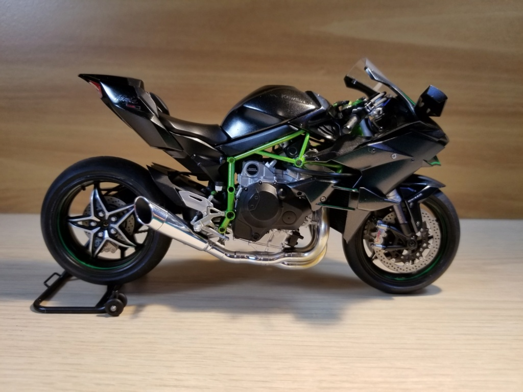 Tamiya Kawasaki Ninja H2R 20200930