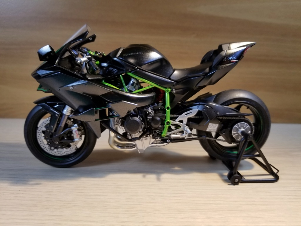 Tamiya Kawasaki Ninja H2R 20200931