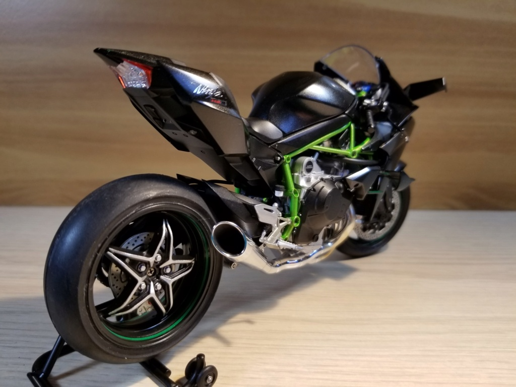Tamiya Kawasaki Ninja H2R 20200932
