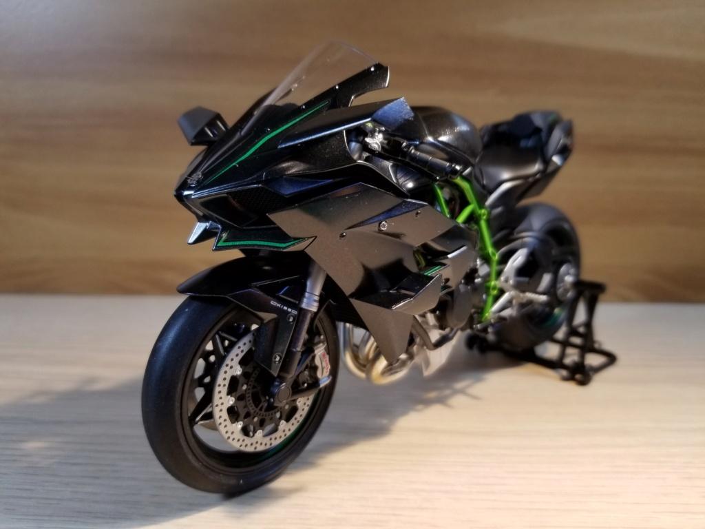 Tamiya Kawasaki Ninja H2R 20200933